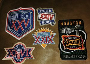 Superbowl Patches for Sale in Richmond, VA
