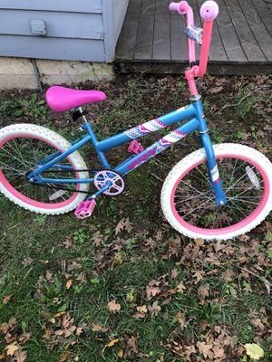 Girls bike also in purple for Sale in Portland, OR