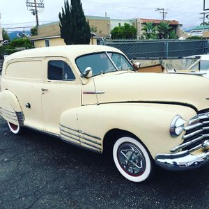 1947 Delivery Sedan for Sale in Goleta, CA