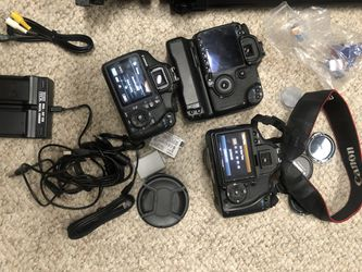 Canon lot for sale for Sale in Golden,  CO