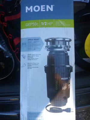 Garbadge disposal. Moen for Sale in TEMPLE TERR, FL