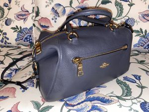 COACH dark blue shoulder/handbag for Sale in Portland, OR