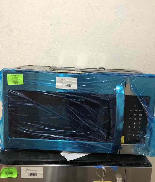 Frigidaire Microwave Oven ⏰🙈✔️⚡️🍂🔥😀⏰🙈✔️⚡️🍂🔥😀⏰🙈✔️⚡️ Appliance Liquidation!!!!!!!!! UO