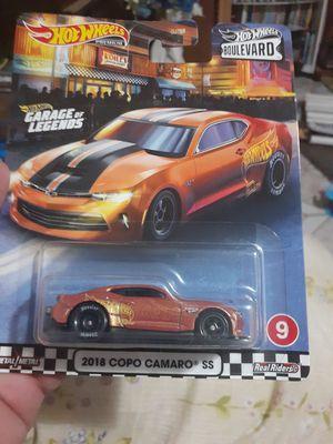 hot wheels 2018 copo camaro ss for Sale in Chicago, IL