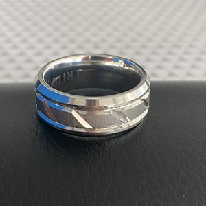 Men's Wedding Ring Tungsten for Sale in Bloomingdale, IL