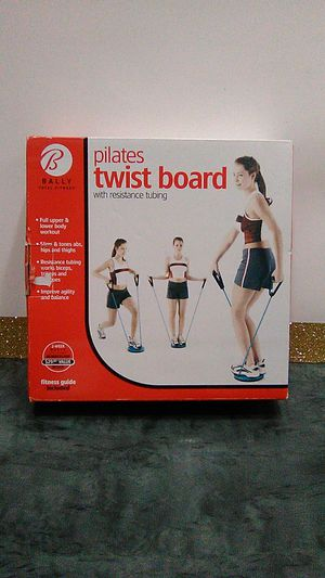 Bally Pilates Twist Board Fitness Exercise Massage for Sale in Miami, FL