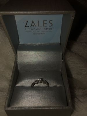Size 7 sales promise ring for Sale in Gaithersburg, MD