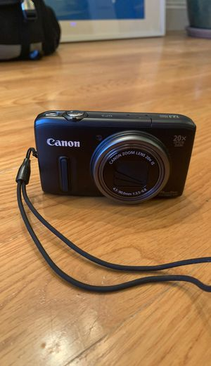 Canon Sx260 HS w/ battery and charger for Sale in New York, NY