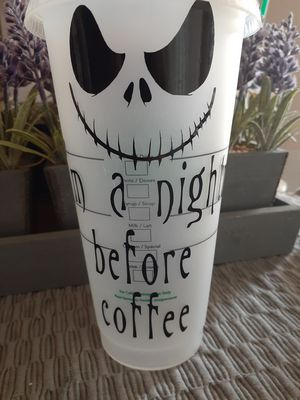 Nightmare before coffee for Sale in Fresno, CA