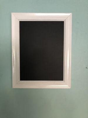 New White Chalkboard for Sale in Chesapeake, VA
