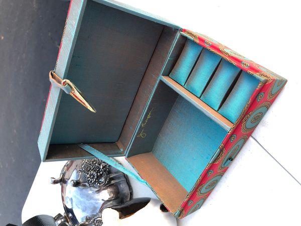 Antique set 7 pieces