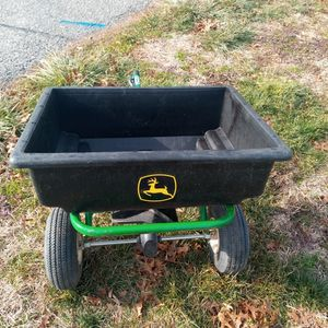 JOHN DEERE LAWN SEEDER for Sale in East Berlin, PA