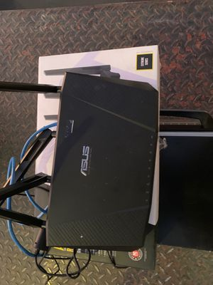 WiFi Router AC 2400 asus for Sale in Westminster, CA