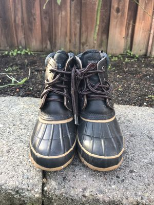 Kids snow boots size 13 for Sale in Concord, CA