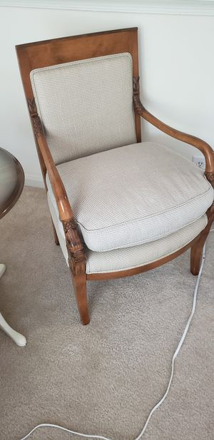 Vintage chair for Sale in Boca Raton, FL