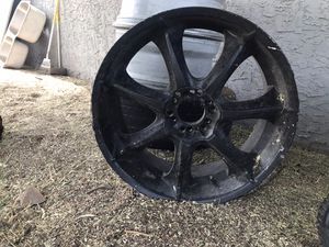 Set of 4 rims for Sale in Glendale, AZ