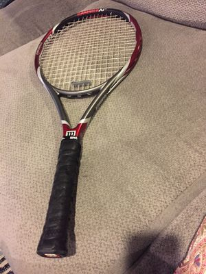 Wilson tennis racket for Sale in Rancho Cucamonga, CA