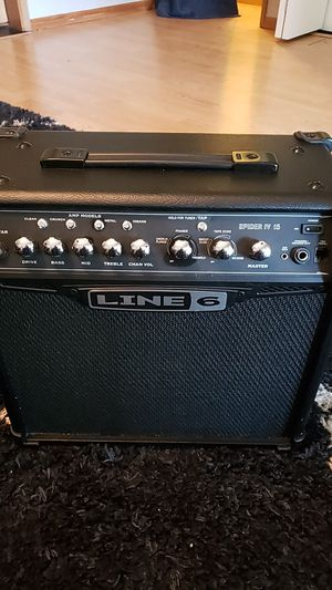 Line 6 electric guitar amp for Sale in Auburn, WA