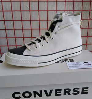 FEAR OF GOD X CONVERSE CHUCK TAYLOR ALL STAR NEUTRAL SIZE 11 US MEN SHOES NEW WITH BOX $170 for Sale in Cleveland, OH