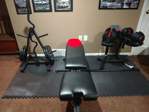 Starter Home Gym for Sale in Westgate, NY