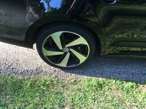 Volkswagen gti golf r vw wheels and tires for Sale in Barrington, IL