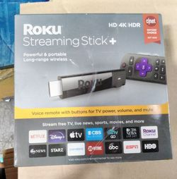 Roku Streaming Stick+ for Sale in Riverside,  CA