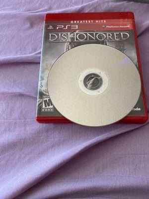 Dishonored for Sale in Santa Maria, CA