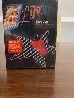 Elton John CD/DVD Box Set BRAND NEW for Sale in Raleigh,  NC