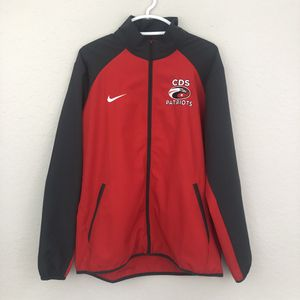 Nike CDS Patriots Long Sleeve Jacket - Large for Sale in Tampa Palms, FL