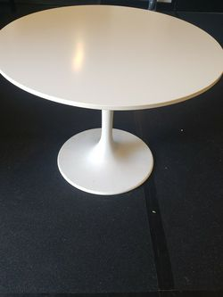 Ikea Round White Table for Sale in Seattle,  WA