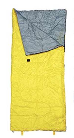 Yellow Sleeping Bag for Sale in Claremont, CA