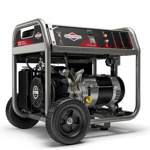 Like new 5000watt Briggs and Stratton generator for Sale in Oroville, CA