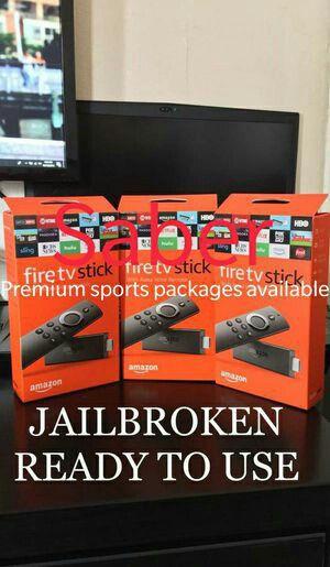 Fire tv sticks for Sale in Henderson, NV