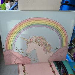 Unicorn Canvas for Sale in Visalia,  CA
