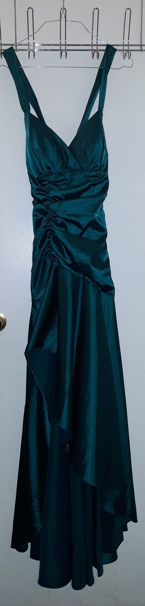 Beautiful prom dress, worn once for Sale in Las Vegas, NV