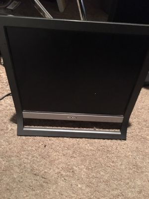 Plasma Flat Screen Computer Monitor for Sale in Florissant, MO