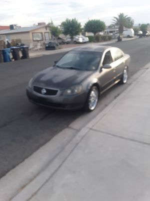 06 Nissan Altima for Sale in Henderson, NV