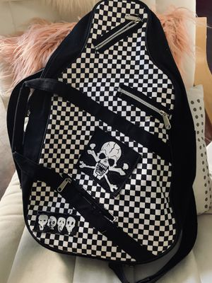 Skull backpack for Sale in Los Angeles, CA