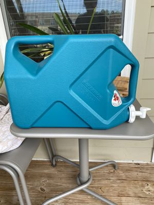 Camping Water Supply Jug for Sale in Cary, NC