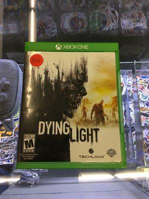 Dying Light - Xbox One for Sale in San Bernardino, CA