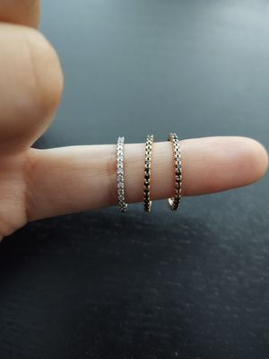 3 rings - size 5.5 women's for Sale in Hollywood, FL