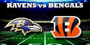 Two Ravens v Bengals tickets