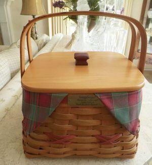 Longaberger Basket for Sale in Lehigh Acres, FL