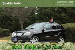 2007 Mercedes-Benz M-Class for Sale in Sterling, VA