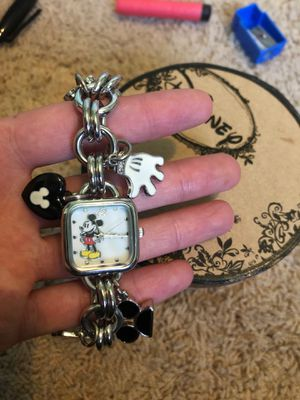 Disney Mickey Mouse Watch for Sale in Livonia, MI