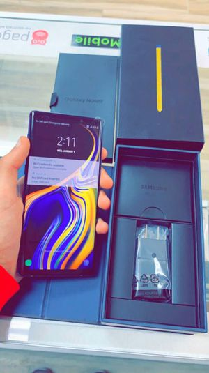 Samsung Galaxy Note 9 128gb Factory Unlocked, Like New! December SALE (11:30AM-6PM) for Sale in Arlington, TX