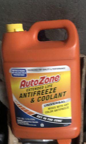 Two types antifreeze for Sale in San Antonio, TX