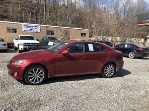 2007 Lexus is350 awd for Sale in Pittsburgh, PA