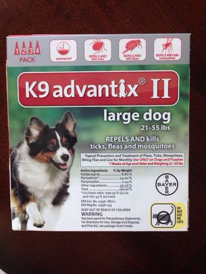 FLEA, Tick, and mosquito repellent for DOGS for Sale in Los Angeles, CA