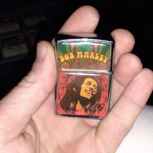 Zippo Lighter with Bob Marley for Sale in Humble, TX
